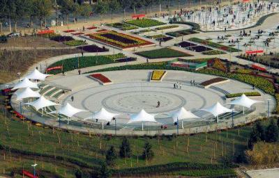 济宁全民健身广场