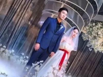 劫后余生,第一件事就是娶你!这对情侣大婚,全网都在送祝福!