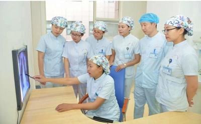 济宁市第一人民医院举办2018年第三期PICC维护专业护士培训班