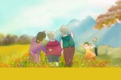 龙8网警提醒:九九重阳节,陪伴是最好的孝道