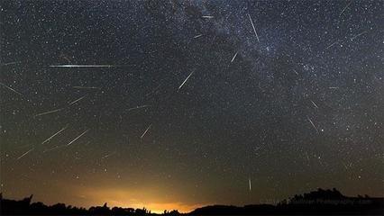 猎户座流星雨将来袭 高峰期每小时可看到15至20颗