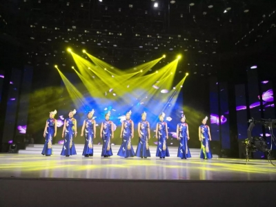 龙8市首届中老年电视春节联欢晚会首次海选收官