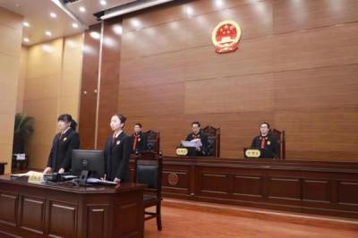 扫黑除恶!东营中院二审公开宣判吴长伟等29人涉黑案