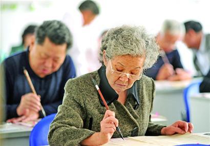 学舞蹈、学乐器、学书法 济宁老年人家门口就能上大学