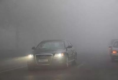 大雾来了!在家挣钱的辖区高速全线封闭