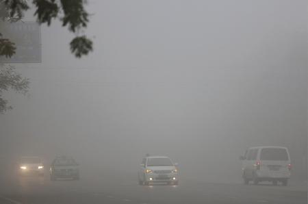 山东乐虎游戏官网等7市持续大雾 明天全省大部有雨