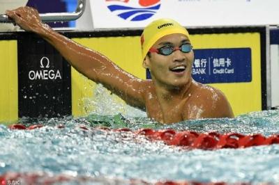 仰泳王!徐嘉余以48秒88成绩打破100仰世界纪录