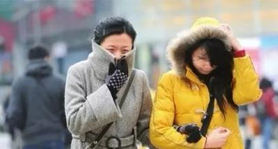气温持续下降,山东周末两天很冷!部分地区零下了