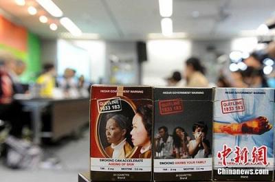 专家批中国烟盒包装太漂亮:应尽快印制警示图片