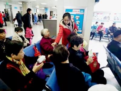 济宁市第一人民医院开展糖尿病教育健康沙龙