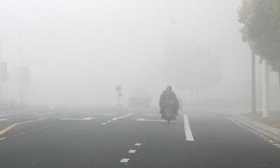 13至15日将现重污染天气 山东向17市发函积极应对