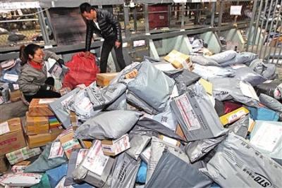 双11山东包裹量全国第四,快件业务量达到2455万件