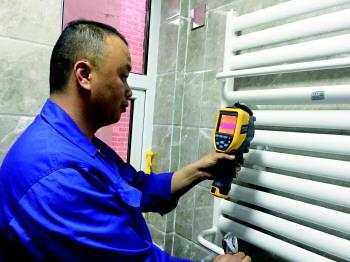 供暖日探访:20余户居民家室温均超20℃ 你家室温多少?