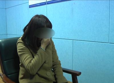 乐虎游戏官网这位女子很任性  违法被查居然用车撞交警