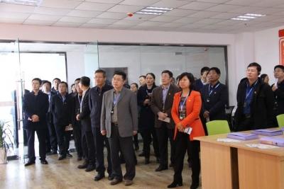 """龙8市城市基层党建暨""""两新""""组织党建工作现场推进会召开"""