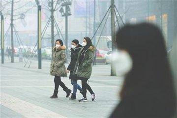 雾霾反扑!今明两天山东8市将出现重污染
