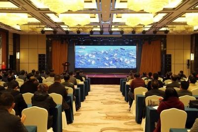 """微山县组织开展 """"渔湖产业高端专家微山行""""活动"""