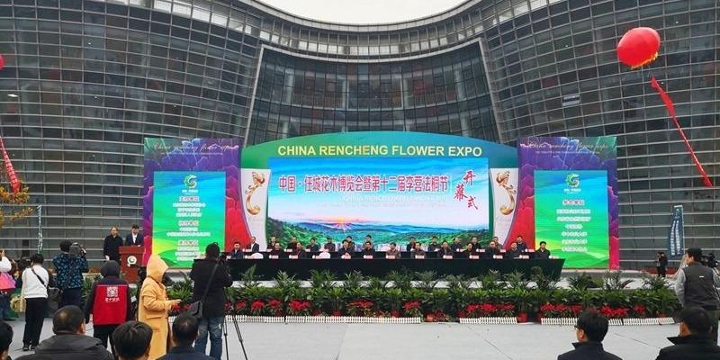 中国•任城花木博览会暨第十二届李营法桐节开幕