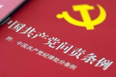 通报!济宁4名村干部被开除党籍