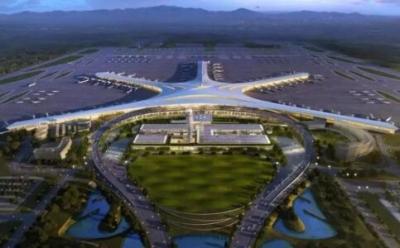 青岛新机场命名为青岛胶东机场 未来地铁M8线、R9线将接入