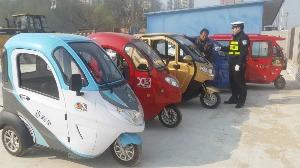 重磅!山东要整顿老年代步车,明确严禁新增低速电动车