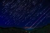 陪你去看流星雨!周五双子座流星雨迎来极大