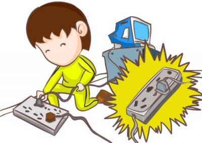 龙8网警提醒:冬季用电安全为先 这份安全手册请收好