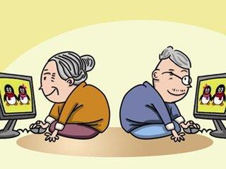 """""""啥都上网""""难住老年人 数字生活呼唤适老化"""