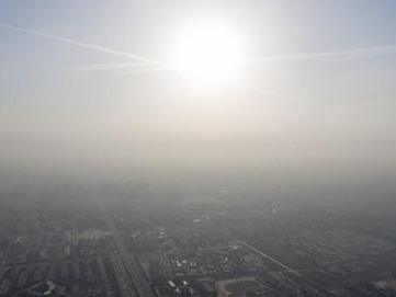 未来10天京津冀及周边局地有重污染