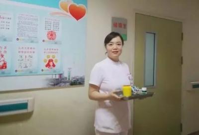 一岁婴儿花生米卡喉致缺氧 附院儿科护士果断处置救一命