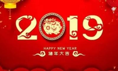 奋进,中国!奋斗,我们!——2019年新年献词