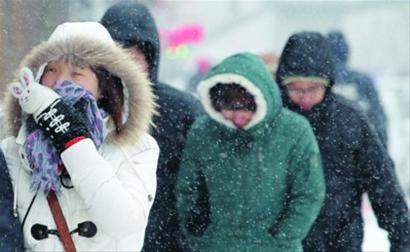 """寒潮持续到明年 元旦去哪才不被""""冻哭""""?山东人过来看"""
