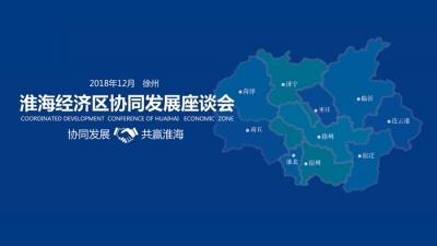 淮海经济区协同发展座谈会举行 石光亮出席
