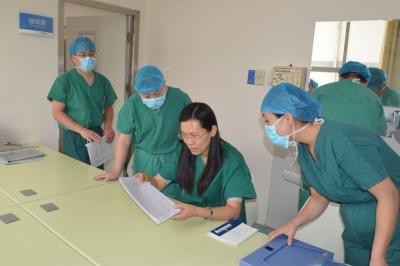龙8市第二人民医院顺利通过二级甲等综合医院等级复审现场评价