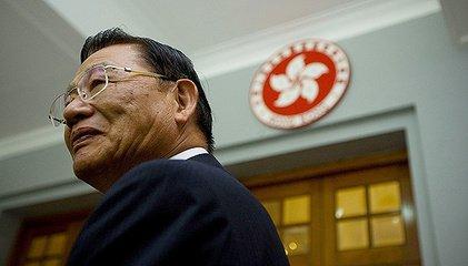 江丙坤在台北逝世