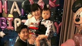 福原爱怀上二胎 丈夫江宏杰脸书宣布已有6个月