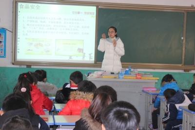 兖州:童声细语唱歌谣 争当安全小卫士