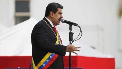 委内瑞拉宣布与美国断交:外交人员72小时内撤离
