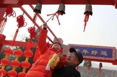 """春节""""祈福游""""预订火爆 正月初一至初三团费最贵"""