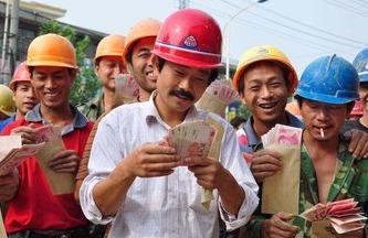 亿万农民工用奋斗书写青春:不闯出个名堂绝不回去