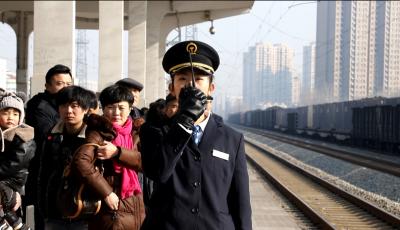 济宁春运大幕开启   记者实地探访济宁火车站