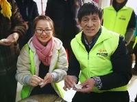 济宁慈善奔跑义工团——在扶贫路上努力奔跑前行