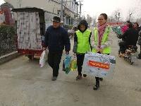 做什么赚钱快慈善奔跑义工团——在扶贫路上努力奔跑前行