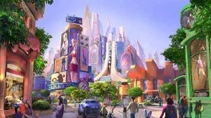 """上海迪士尼宣布全新扩建项目,""""疯狂动物城""""要来了"""