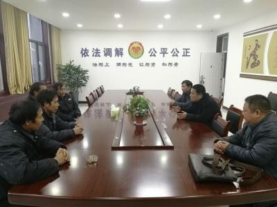 意外事故引发赔偿纠纷 邹城大束司法所成功调解
