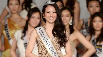 2019年日本小姐选美冠军出炉,这画风一言难尽