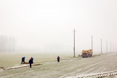 """别人都盼着天气回暖,他们却在""""盼""""天寒地冻"""