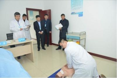 """龙8市第一人民医院被授予""""国家医师资格考试实践技能考试基地"""""""