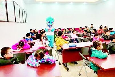 """寒假到来 济宁网警给同学们上堂""""安全教育课"""""""