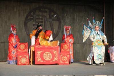 2月5日至2月19日 邹城上九山古村庙会带您寻儿时年味儿